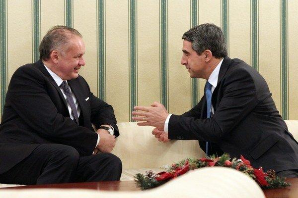 Prezident SR Andrej Kiska odcestoval vo štvrtok 10. decembra 2015 na dvojdňovú oficiálnu návštevu Bulharskej republiky.