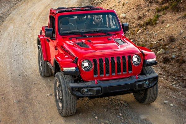 Nová generácia Jeepu Wrangler.
