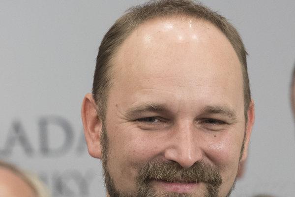 Jozef Viskupič navštívil zariadenie Čistý deň v Galante.