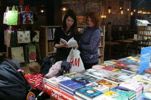 Knihy boli aj vhodným vianočným darčekom.