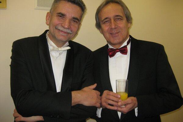 Ján Greššo pred rokmi na Plese v Opere.