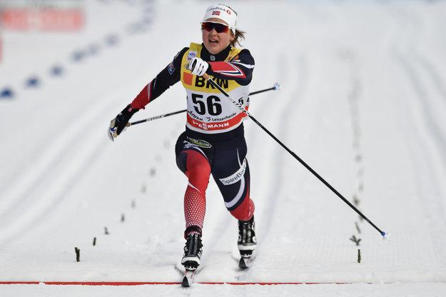 Nórka Ingvild Flugstadová Östbergová ovládla súťaž žien.