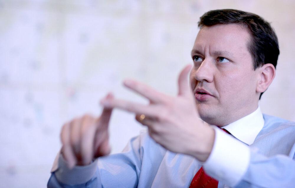 Daniel Lipšic.