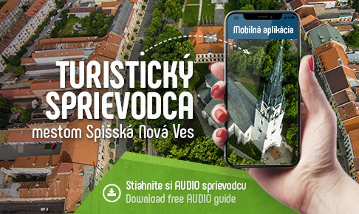 8fda60c36 Turistom pomôže nová mobilná aplikácia - turistický sprievodca ...