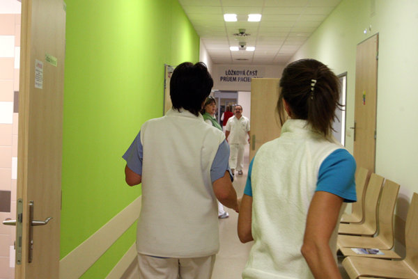 Zdravotné sestry.