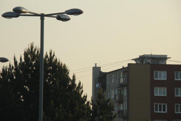 Osvetlenie po modernizácii prináša úspory.