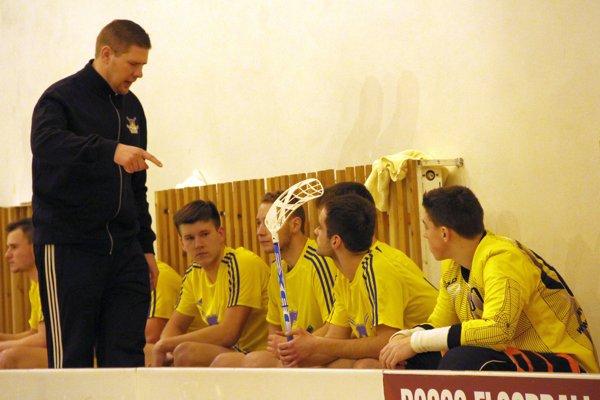 Tréner Martin Tomaga doviedol mužstvo ku 16. výhre v sezóne.