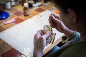 Výroba skla v Poltári