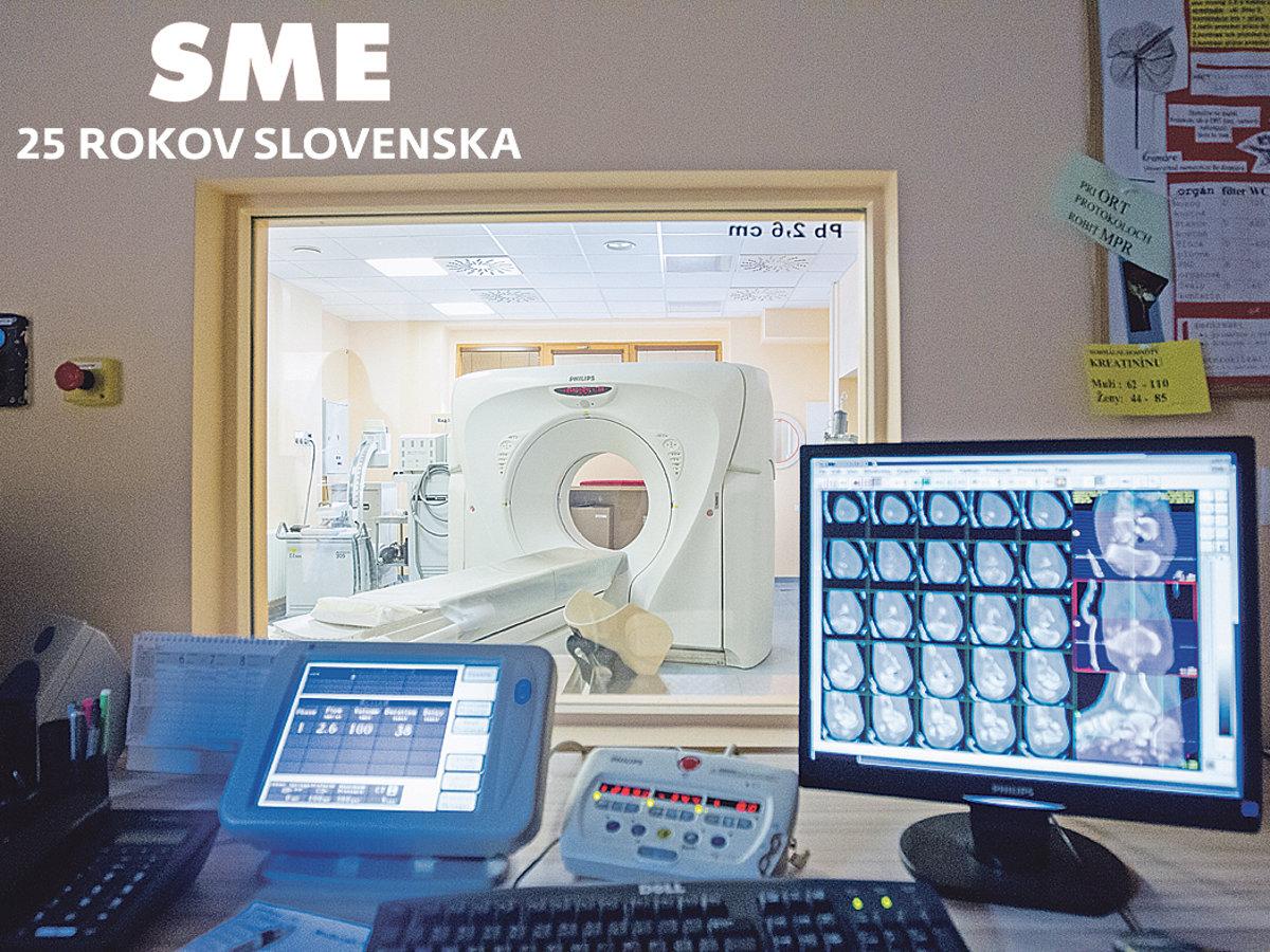 Rok 2014: Piešťanské CT poukázalo na chobotnicu v zdravotníctve - domov.sme.sk