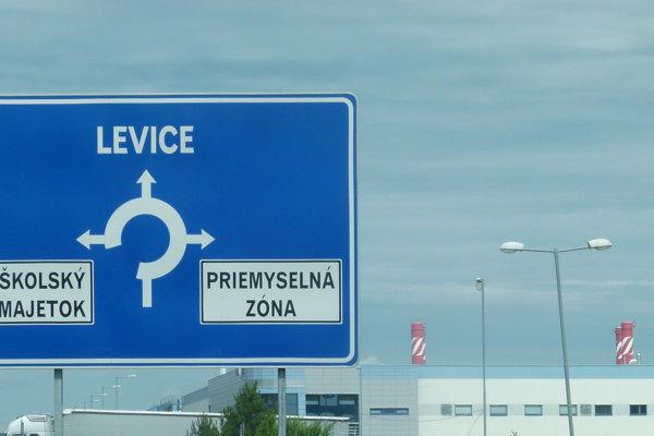 Paroplynová elektráreň spoločnosti Slovintegra Energy sa nachádza v priemyselnom parku Levice - Géňa.