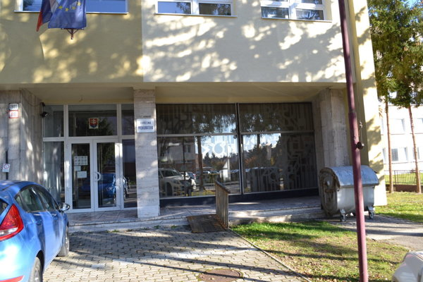 Okresná prokuratúra v Humennom.