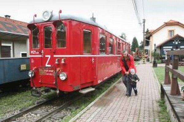 Začína ďalšia etapa obnovy Čiernohronskej železnice.