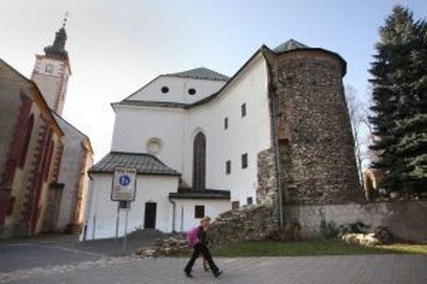 Prevét sa v Banskej Bystrici zachoval na Pisárskej bašte