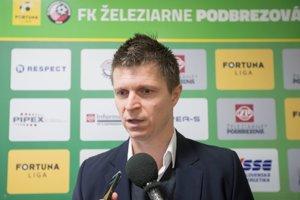 Viceprezident klubu Vratislav Greško.