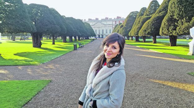 Jana Trnovská, riaditeľka Slovak Professionals Abroad Program, tiež študovala v zahraničí.