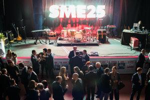 Denník SME oslavuje 15. januára 25 rokov.