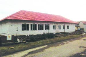 Budovu materskej školy prestavujú.