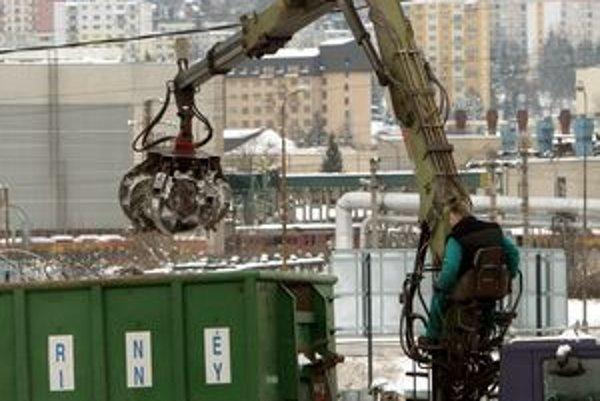 Aj v zberných surovinách používajú zariadenie na meranie rádioaktivity.