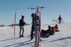 Cinobanská lyža 2017