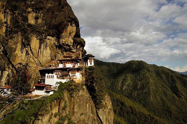Chrám Paro Taktsang, Bhután
