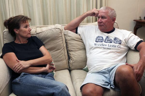 Roy Bennett a jeho manželka Heather zahynuli pri nehode helikoptéry v USA.