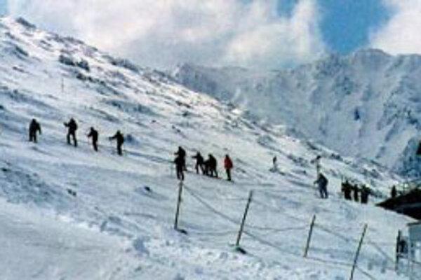Tatry mountain resorts plánujú ďalšie investície aj na Chopku.