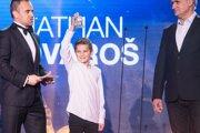 Nathan Udvaroš je podľa SFZ najväčším slovenským talentom vo svojej vekovej kategórii.