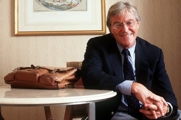Peter Mayle.