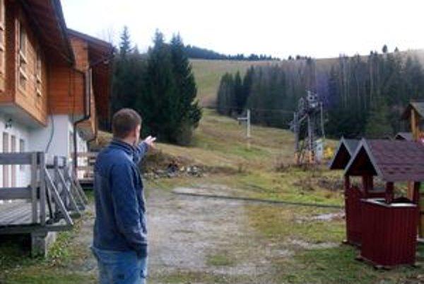 Lyžiari v Čiernom Balogu sa potešia.