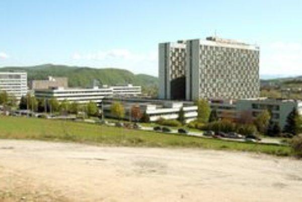 Rooseveltova nemocnica.