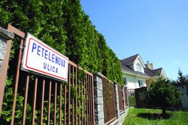 Ulice dostávajú názvy  podľa významných osobností od 19-teho storočia.