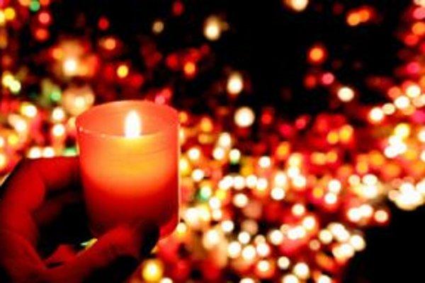 Dnes si pripomíname sviatok Všekých svätých
