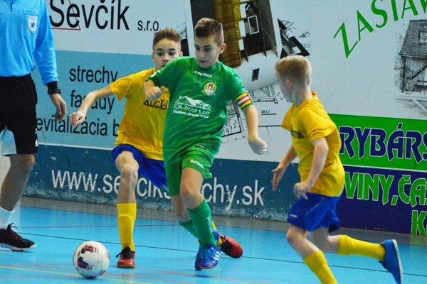 Mladší žiaci z troch krajín zabojujú na turnaji KON-Truss Cup, ktorý organizuje TJ Horné Saliby.