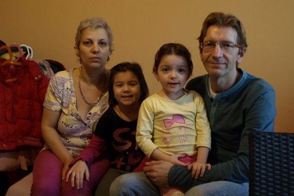 Rodina Kaľatovcov.