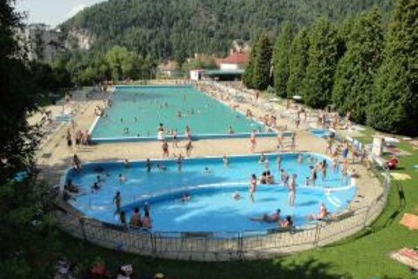 Kúpalisko v Podbrezovej je v horúcich dňoch vykúpením