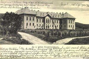 Nemocnica na banskobystrickom Bánoši bola na tie časy kvalitne vybavená.