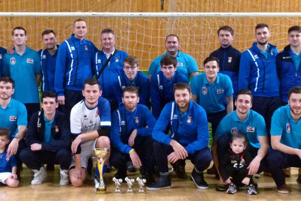 Víťazom krajského turnaja o pohár ObFZ Levice sa stali hráči KFC Kalná nad Hronom