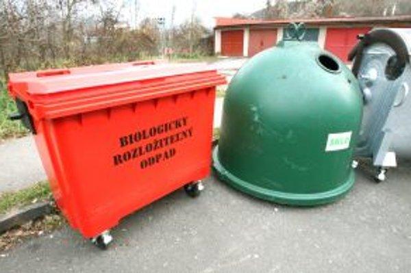 V triedení odpadu máme rezervy