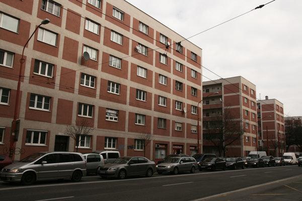 Obytný súbor Unitas postavili v rokoch 1931-32.