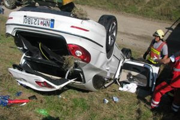 Polícia hľadá svedkov nehody.