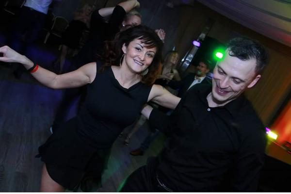 Tanec salsa v podaní Michaely