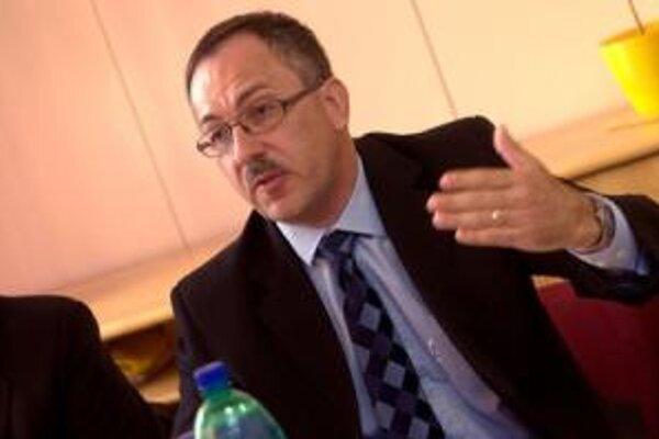 Europoslanec Vladimír Maňka.