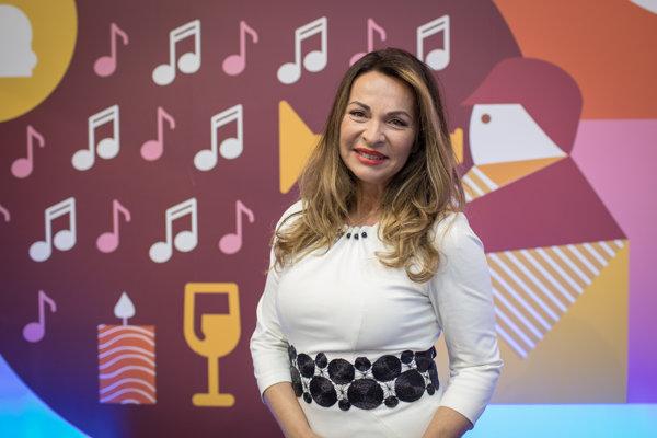Predsedníčka predstavenstva bratislavskej organizácie cestovného ruchu Bratislava Tourist Board Alžbeta Melicharová.
