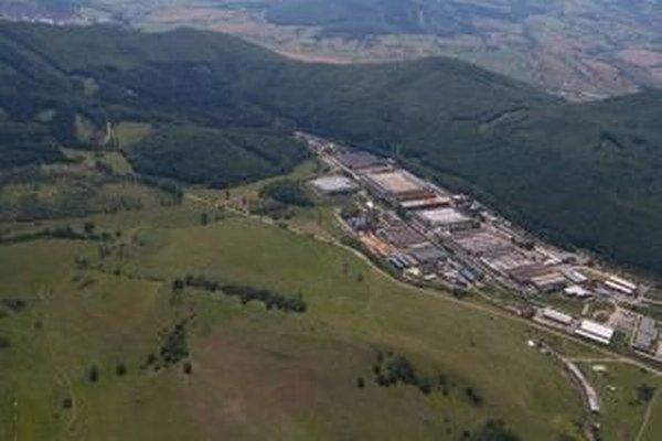 V lokalite Biely Vrch sa nachádza asi 25 ton zlata.