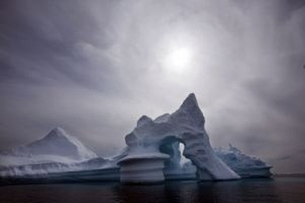 Ľadovec na grónskom ostrove Ammassalik.