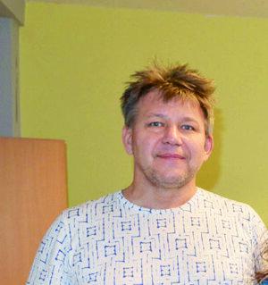 Róbert Bejda, redaktor, web editor