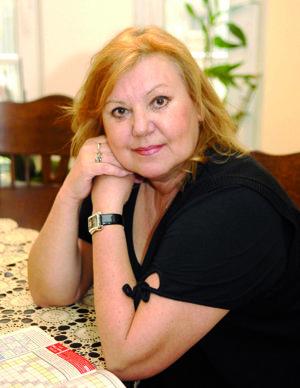 Ľuba Blaškovičová, herečka a komunálna politička