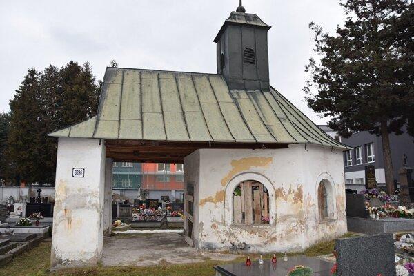 Kaplnka svätej Magdalény v Žiline.
