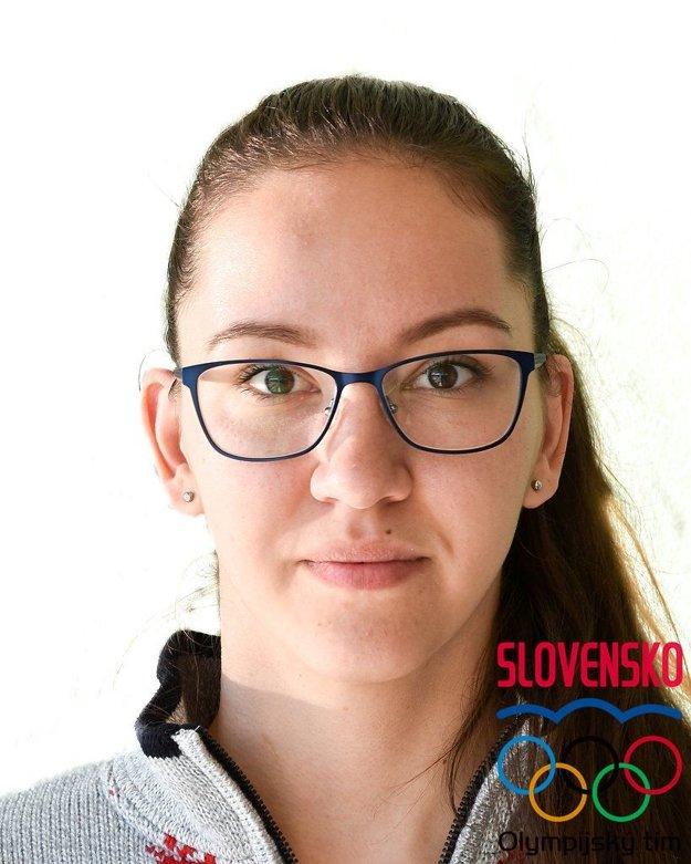 Kataríňa Šimoňáková bude reprezentovať Slovensko aj na olympijských hrách v Pjongčangu.