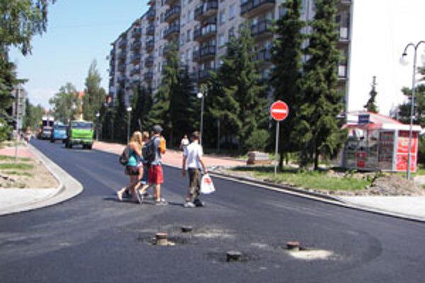 Na rekonštrukciu Štefánikovej ulice vo Zvolene mesto získalo peniaze v elektronickej aukcii.